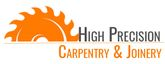 High Precision Carpentry and Joinery logo